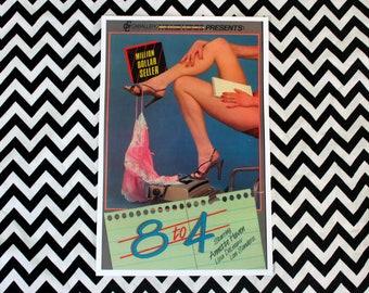 VHS porno gratis Ebony lesbische Poesje likken