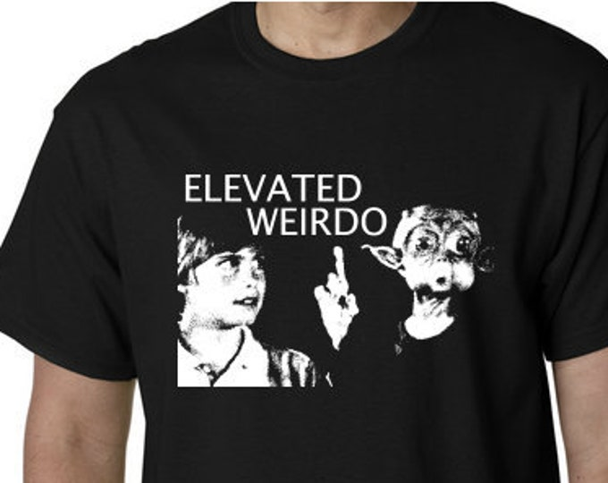 Featured listing image: Pre-Order for Limited Edition Elevated Weirdo Mac N Me T Shirt. Limited to 20 And Only 5 Up For Preorder. Mac And Me Elevated Weirdo Tee