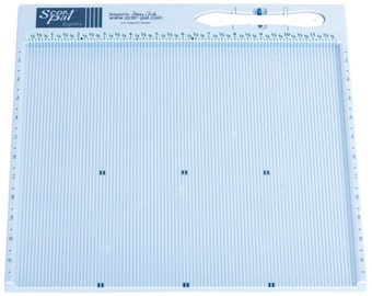 "Scor-Pal Eighths Measuring & Scoring Board 12""X12"""
