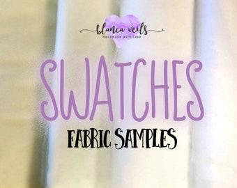Starting Packet-Swatch Samples