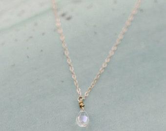 Drop of Light Necklace