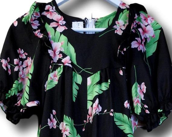 Floral Aloha dress