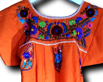 Mexican dresses girls