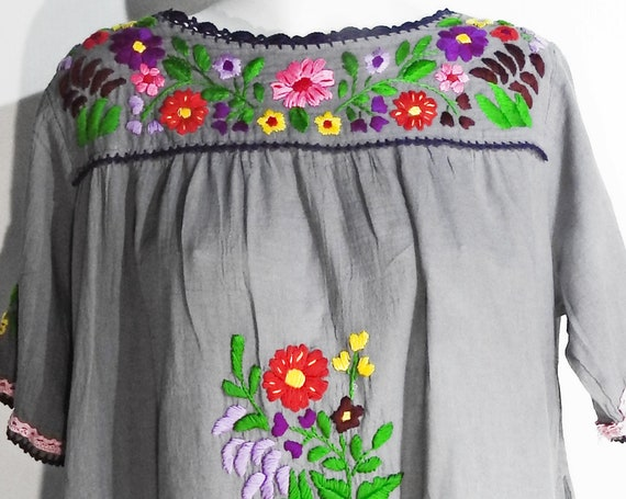 Cute Mexican style dresses for women