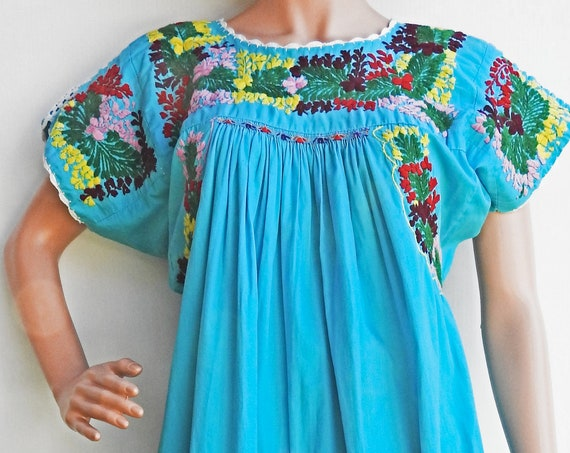 MEXICO DRESS OAXACAN
