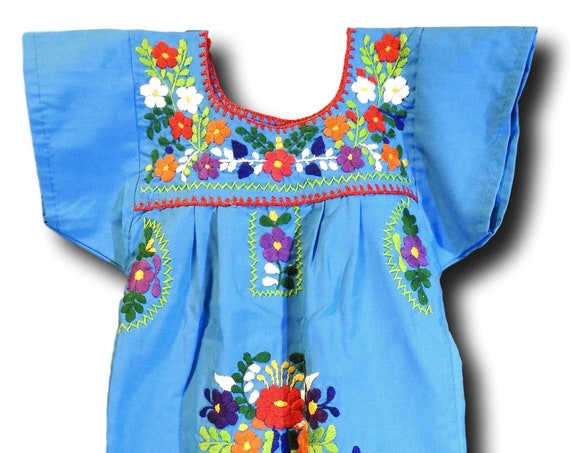 Mexican child dress