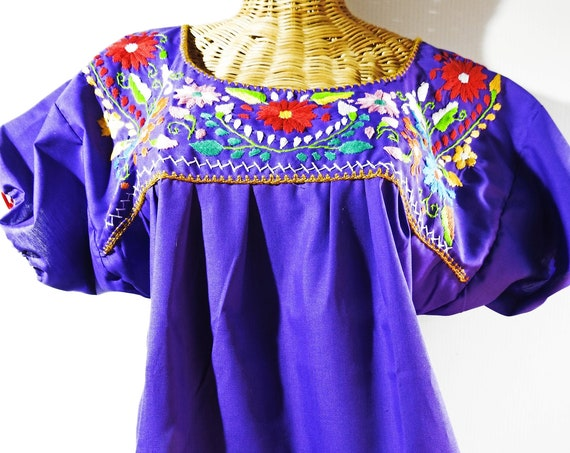 Mexican style peasant top