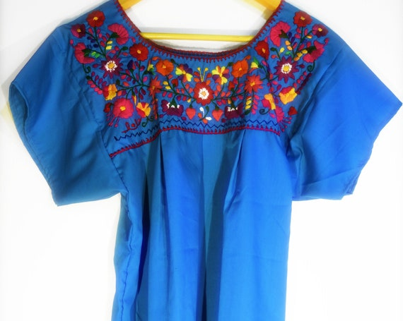 Mexican Puebla blouse