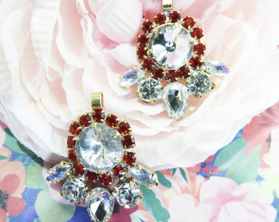 Vintage style charms for jewelry making