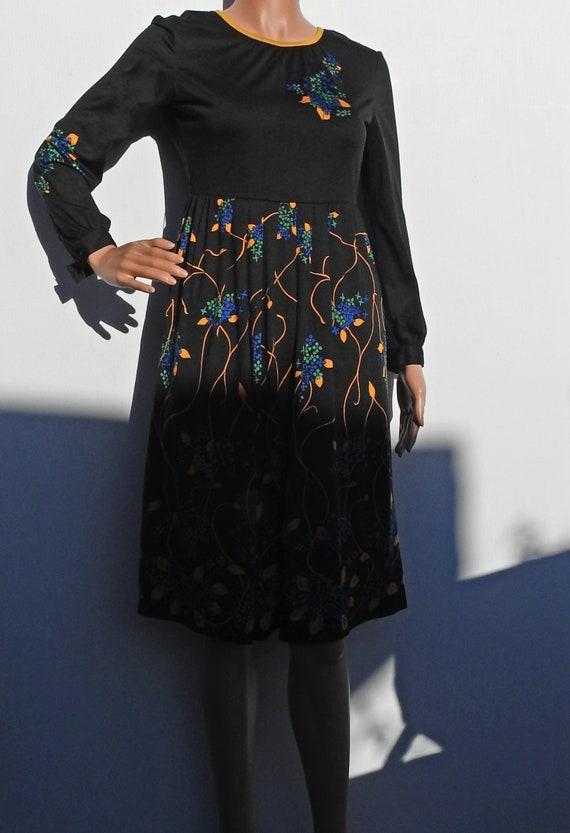 Vintage dress xs