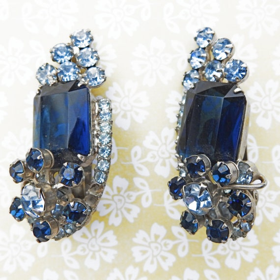 Juliana clip-on earrings