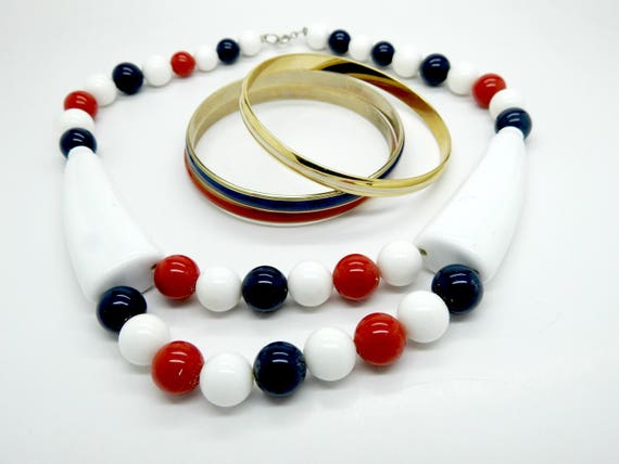 Patriot necklace