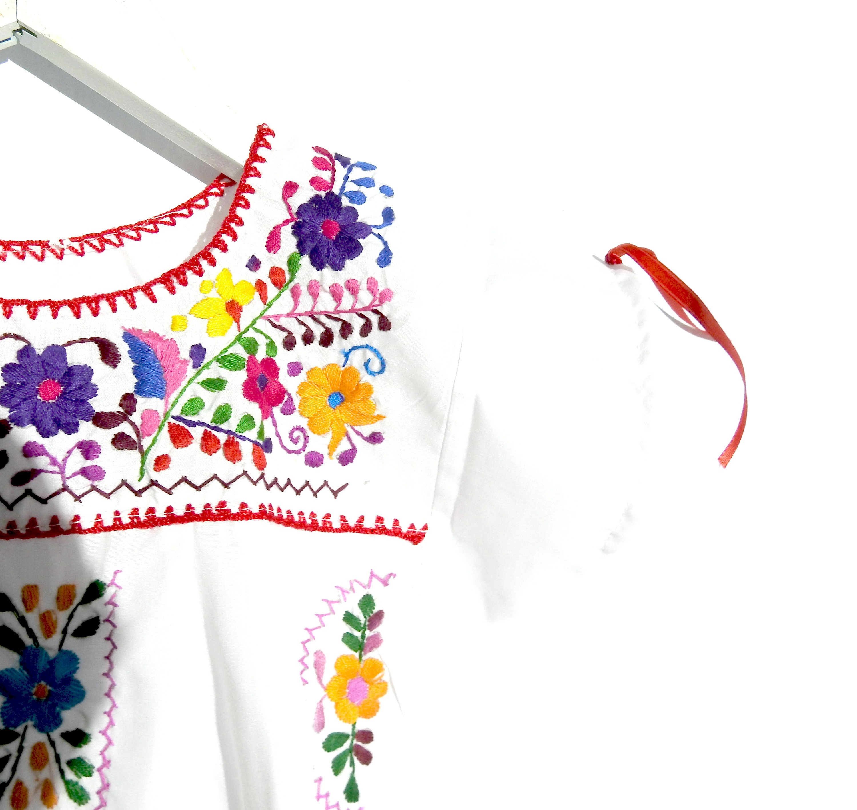 15c90d6b6adbf Mexican pride baby dress clothes Mexican dress for baby girl floral ...