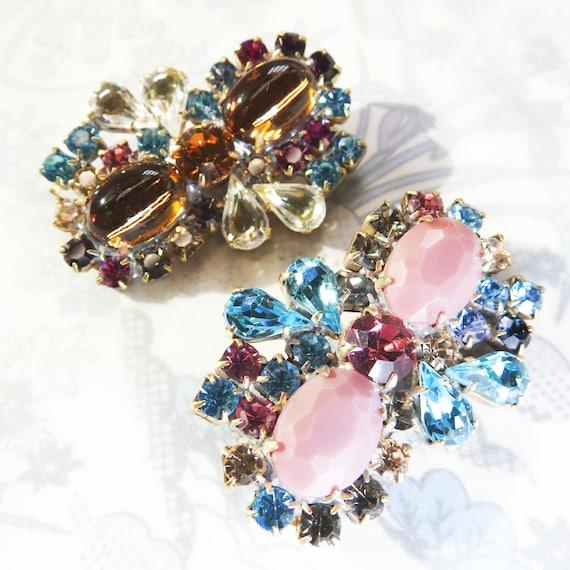 Unique jewel buttons