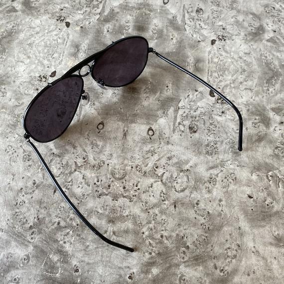Vintage POLO Aviator Sunglasses / 1980s Ralph Lau… - image 8