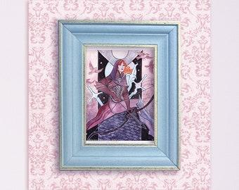 Dragon Age Leliana / Sister Nightingale 5x7 Print