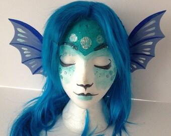 Mermaid Ear Fins Headband / Mermaid, Faerie, Dragon Costume / Sea Creature / Fish / Cosplay