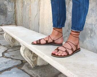 2b823e24d14ee Men's Sandals | Etsy IE
