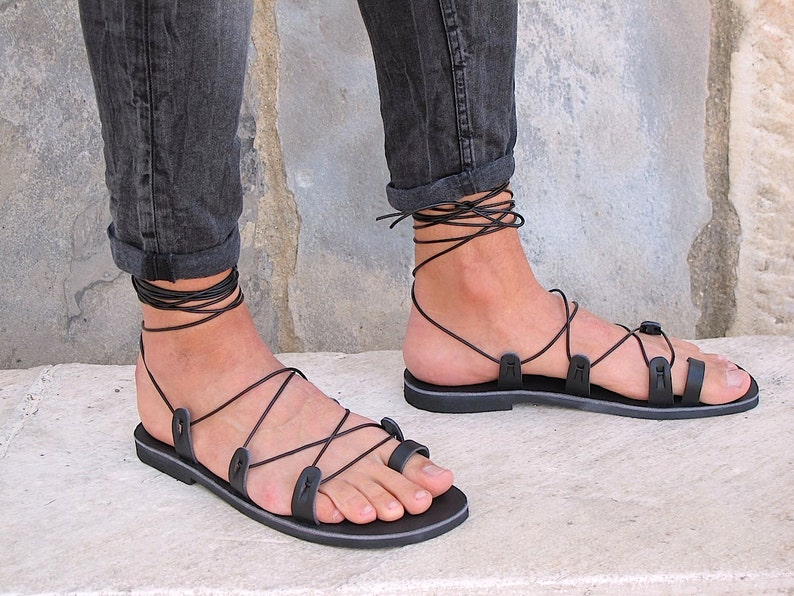 3f0487ef7 Men Gladiator sandals. Available in six colors. Ares 02