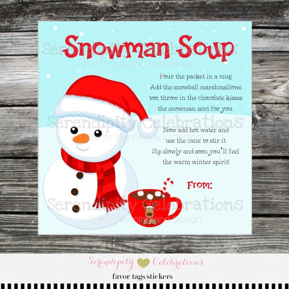 photograph about Snowman Soup Printable Tag named Snowman Soup Choose Tag, Printable Snowman Soup Tag, Snowman soup, Xmas Handle Tags, Fast Down load, Higher education Snacks, Clroom, sticker