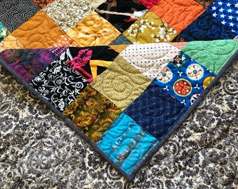 Queen Quilts - Patchwork Quilts -  Queen Size Quilts - Queen Bedding- FREE Shipping to US - 4