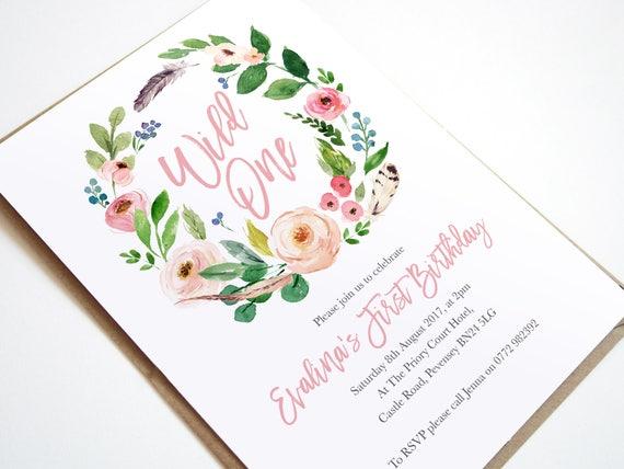 Parti d/'acceptation Carte.. r.s.v.p Greetings Carte /& Enveloppe