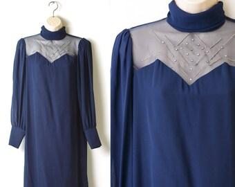 369283f675a1 Vintage 80s Dress