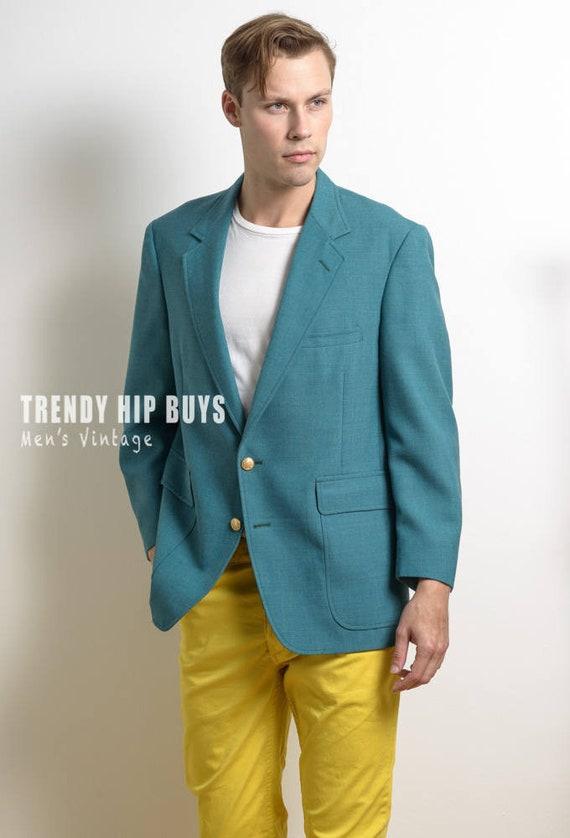 Men's 60s jacket, Men's Blazer,Men's Sports Coat,
