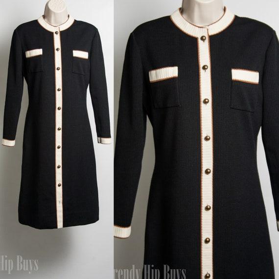 Vintage 60s dress, Mod dress, Mod 60s dress, 60s B