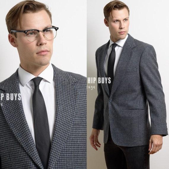 Men's jacket,Men's vintage Jacket,Vintage Blazer,M