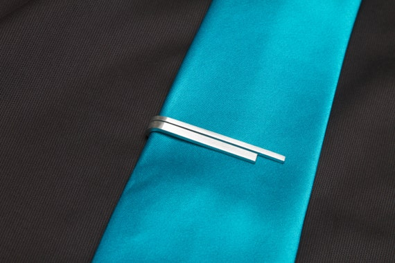 Art Deco Tie Clip