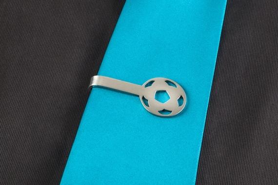 Soccer Tie Clip