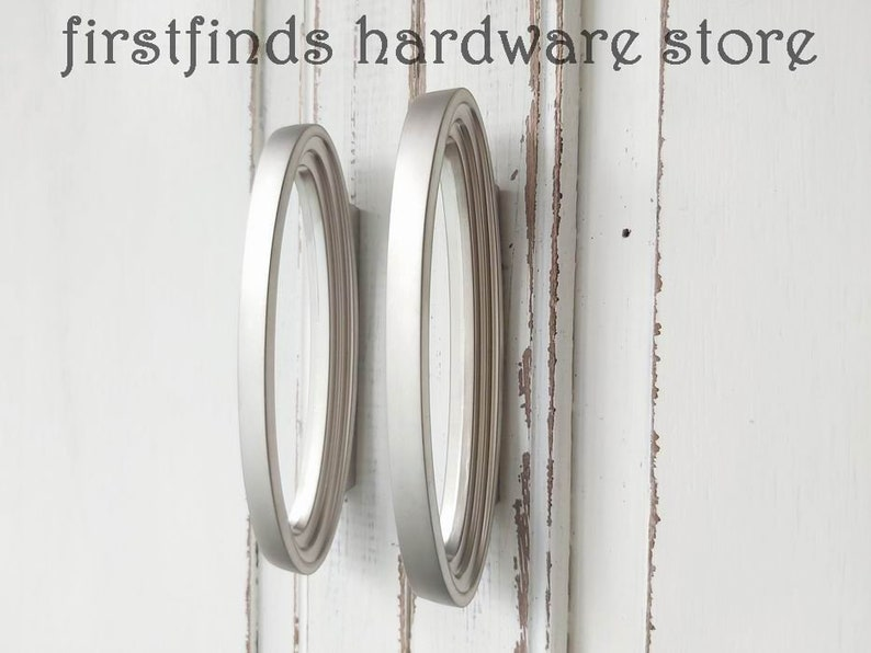 SETS OF 2 Kitchen Cabinet Handle Sliding Door Pull Furniture image 0