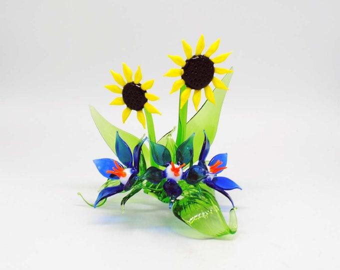 The Sun's Flowers