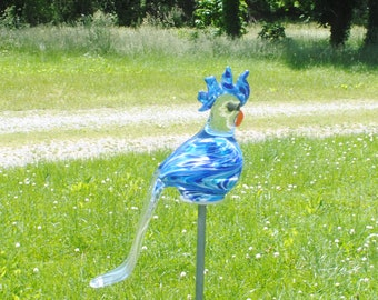 Cockatoo Garden Sculpture