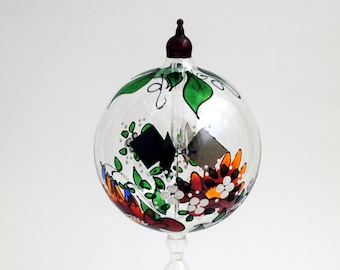 Tabletop Radiometer Garden painted