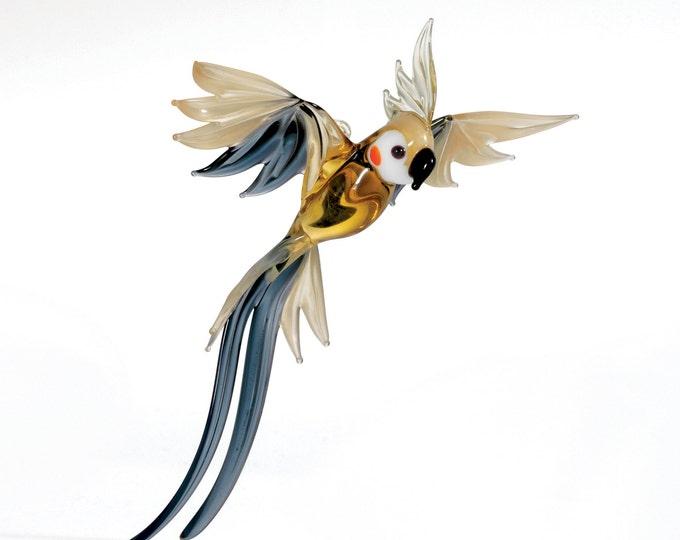 e36-165 Cockatiel