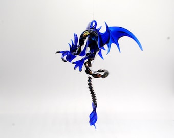 36-997 Guardian Dragon - Blue