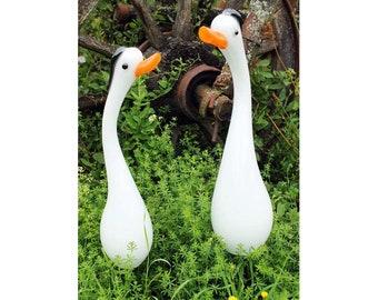 Goose Garden Sculpture (1 piece per order)