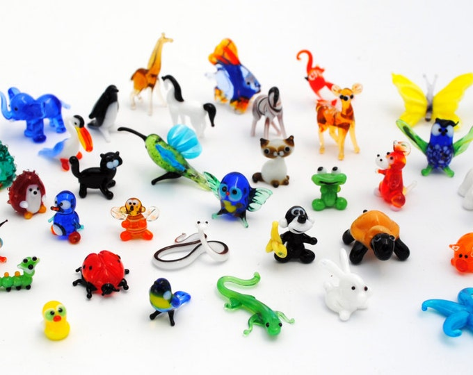 Featured listing image: e30-00 Miniature Animal (1 piece for price shown)