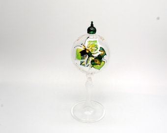 1055/6s Tabletop Radiometer Butterfly painted