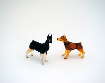 e31-10 Doberman Pinscher (1 piece for price shown)
