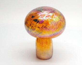 00-60 Iridescent Mushroom (Gold)
