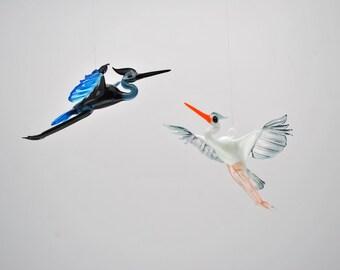 e36-301 Blue Heron