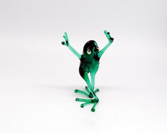 e30-23 Dancing Frogs - Heads High