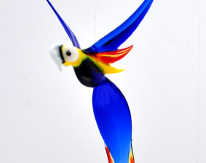 e36-157 Medum Parrot - Blue