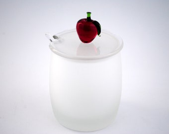 Apple Jam Jar