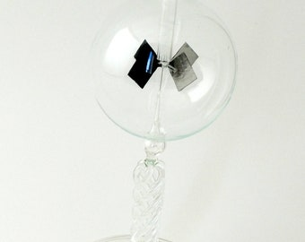1101 Tabletop Radiometer Braided Clear