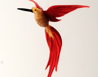 36-224 Aventurine Hummingbird