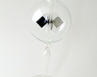 Tabletop Radiometer Clear